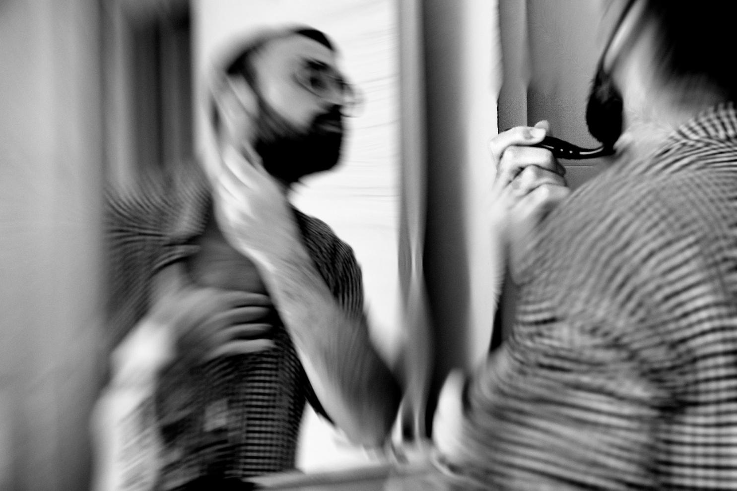 Sistemazione, Trapani, 2017. © Salvatore Titoni.