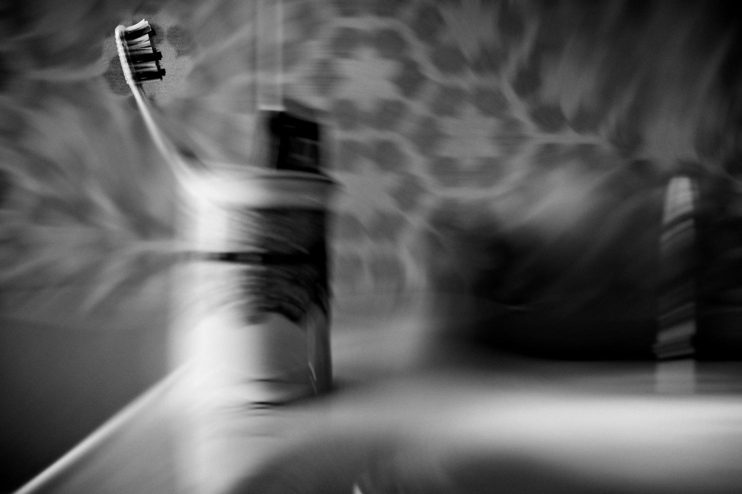 Il mio spazzolino single, Trapani, 2017. © Salvatore Titoni.