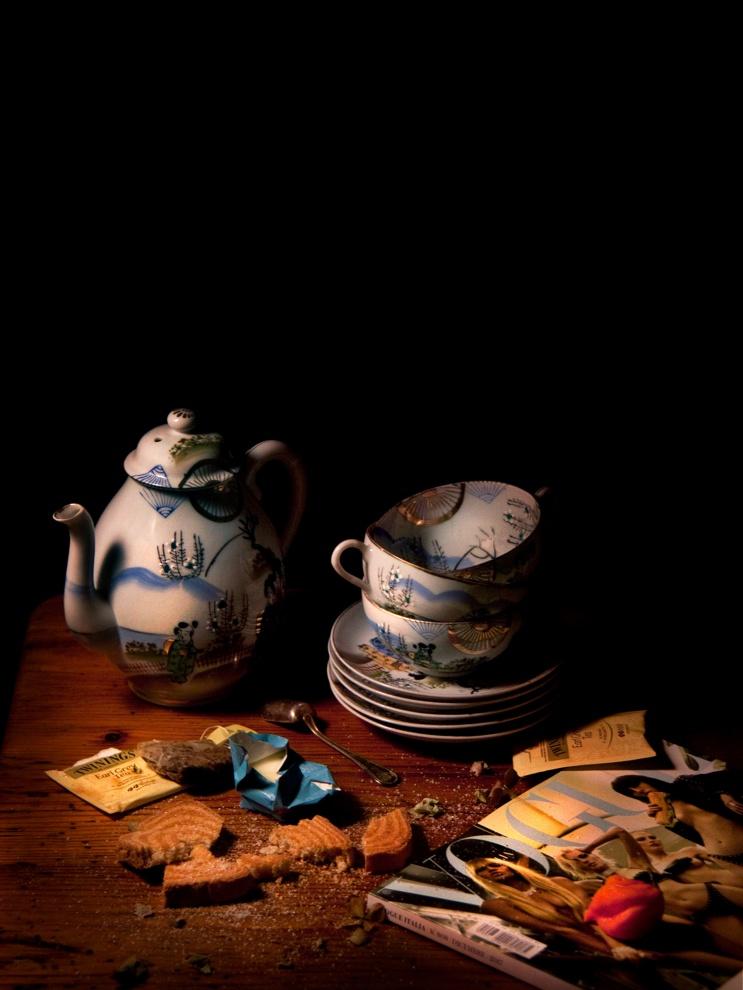 Tea Time is Back. © Stefania Piccioni.