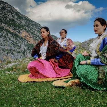 FOLCLORE ALBANESE: STORIE DI MIGRAZIONI   Carla Cantore