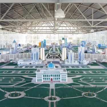 2030: Birth of a Metropolis | Filippo Venturi