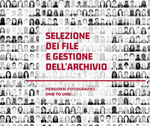 EDITING E GESTIONE DELL'ARCHIVIO DIGITALE
