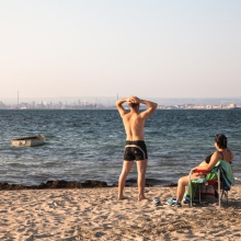 Taranto - Viale del Tramonto