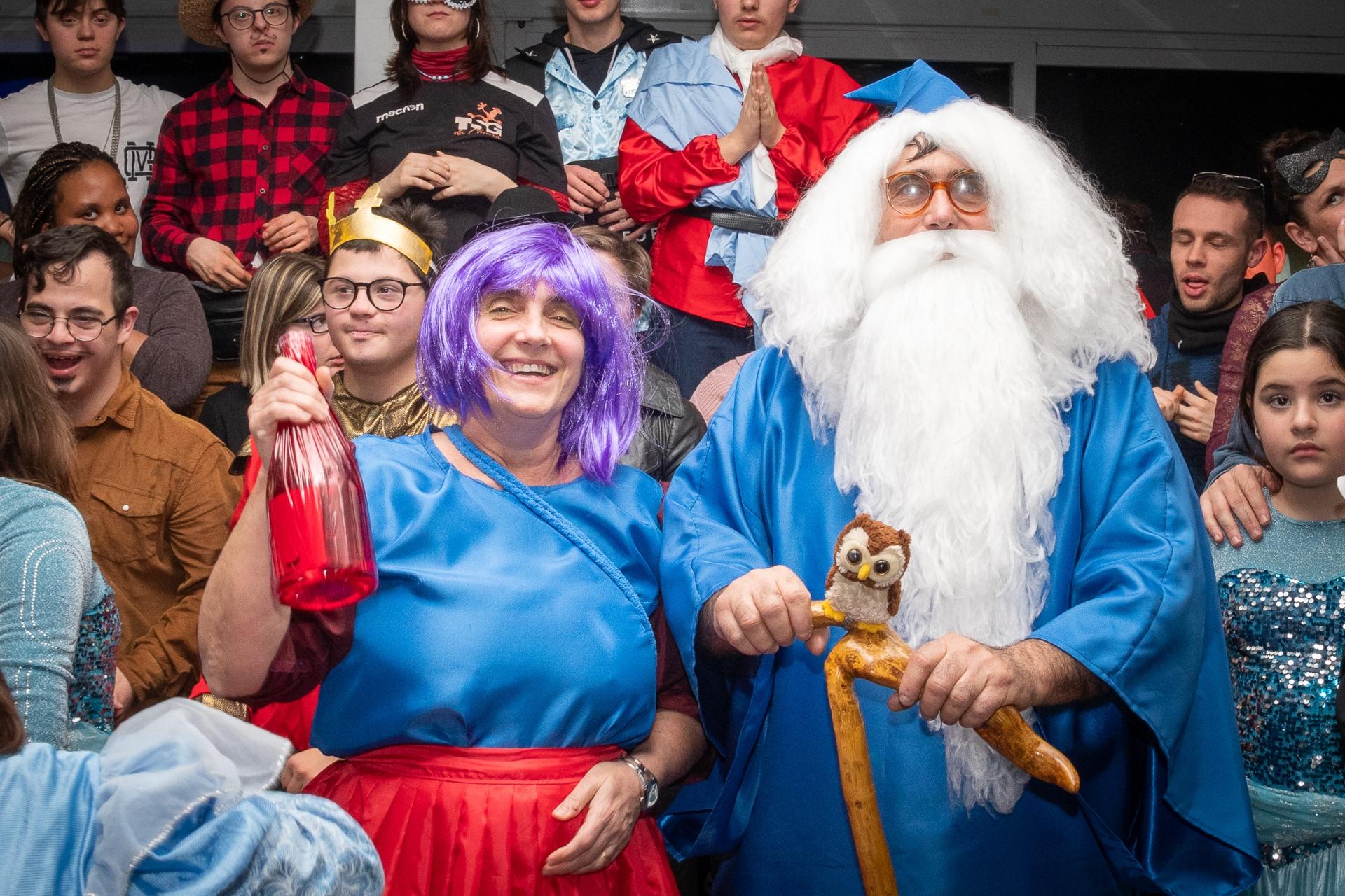 14° Carnevale TSM, Ca' Marta - Sassuolo (MO) Sabato 15 febbraio 2020 Tutto il ricavato è stato devoluto a TSM TuttoSiMuove & AISM (Sezione Provinciale di Modena)