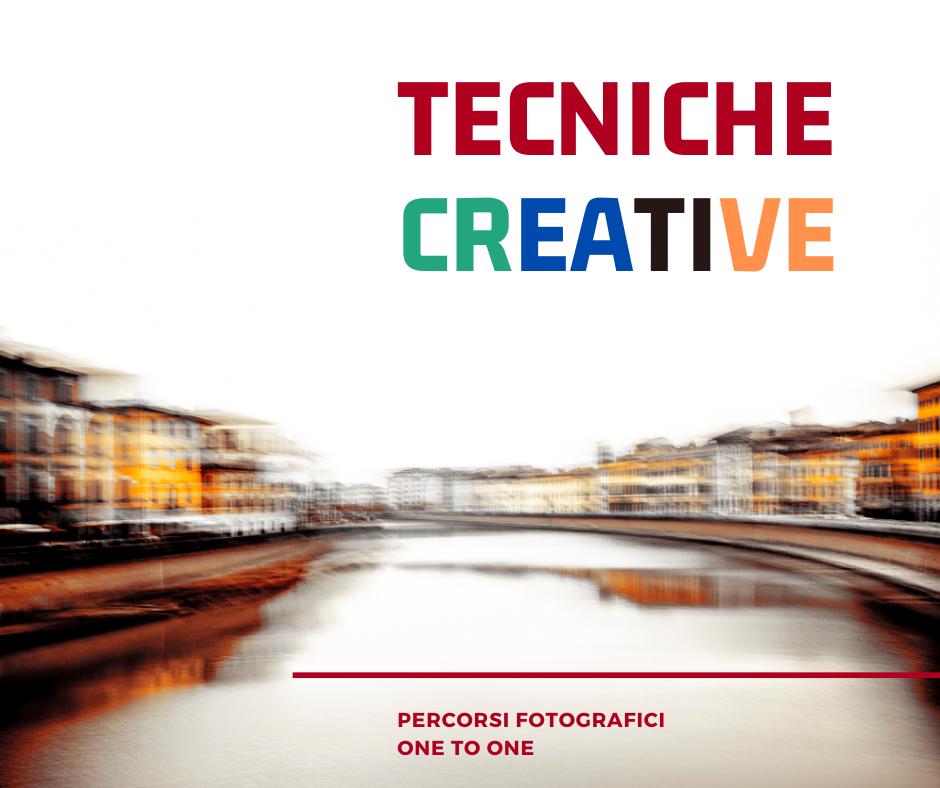 Percorsi Fotografici individuali : TECNICHE CREATIVE - Disponibilità del corso interattivo in streaming: dal 26 maggio 2020 Orario: da concordare con il partecipante Durata: 3 incontri a cadenza settimanale di 80 minuti Costo: 80 euro