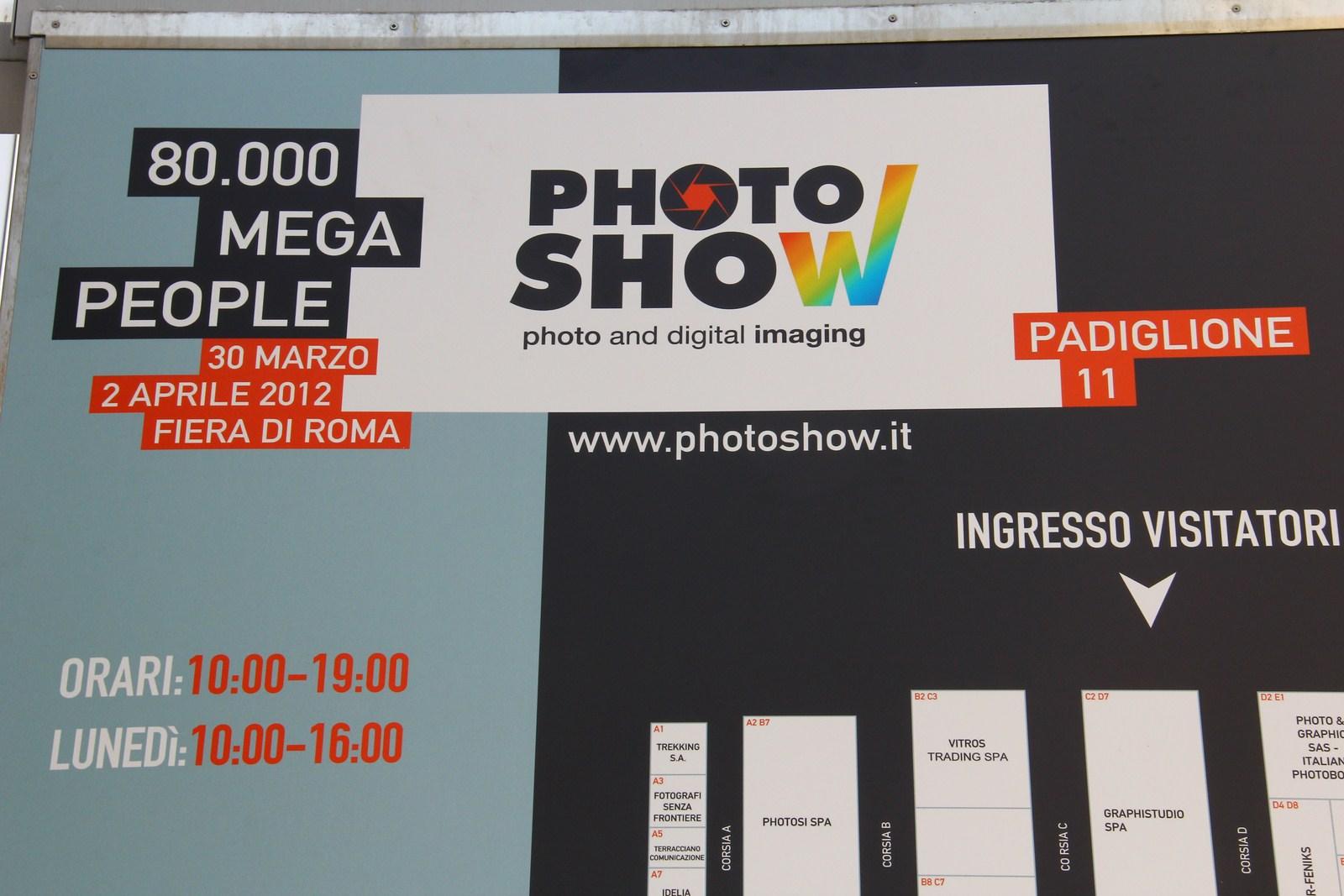 Roma Photoshow 2012