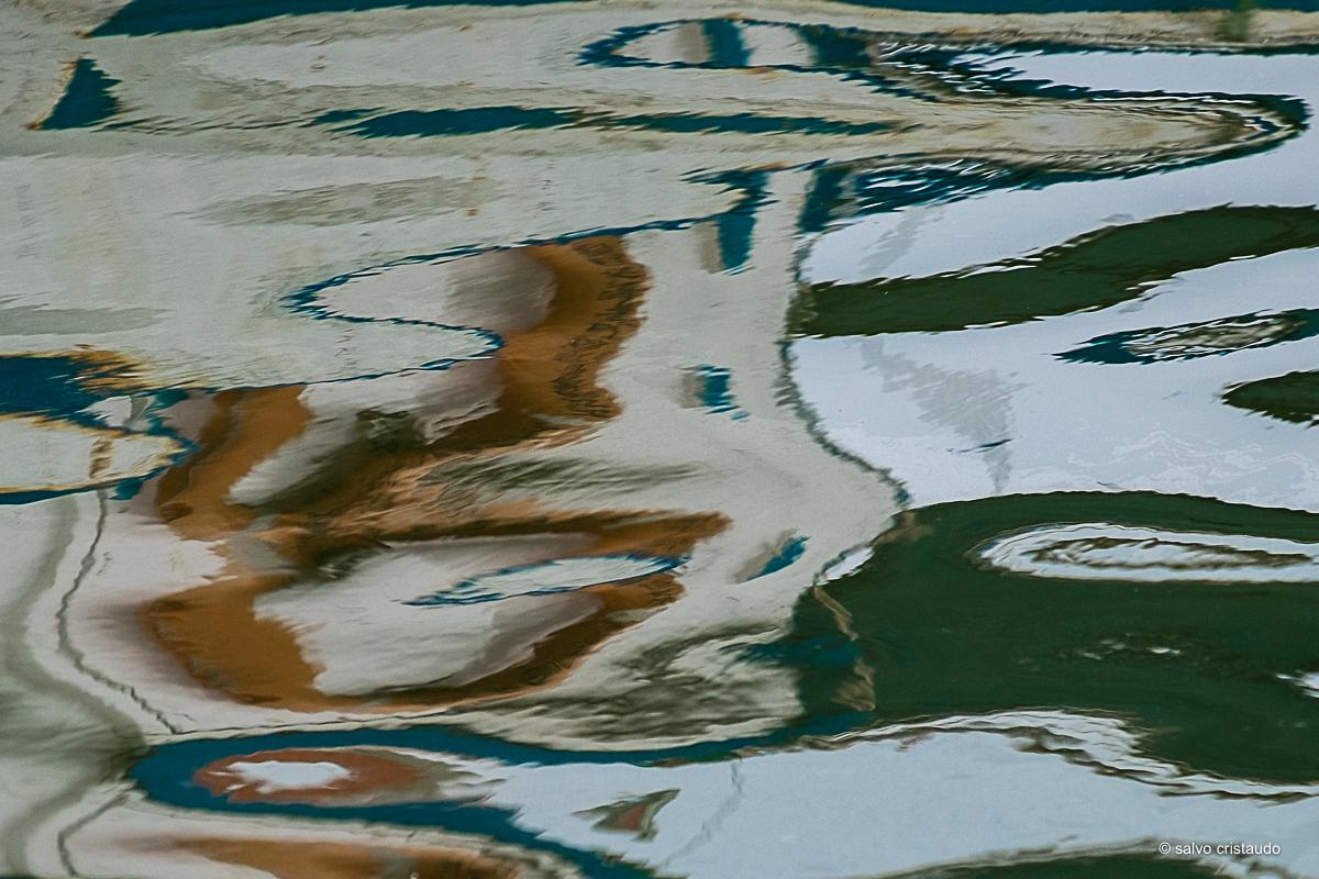 Dipinti sull'acqua