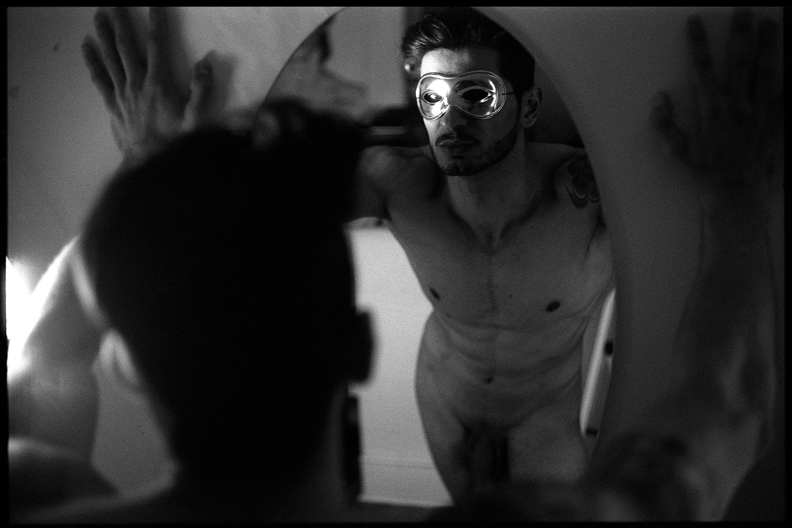 Roberto, 2014. © Loredana Denicola.