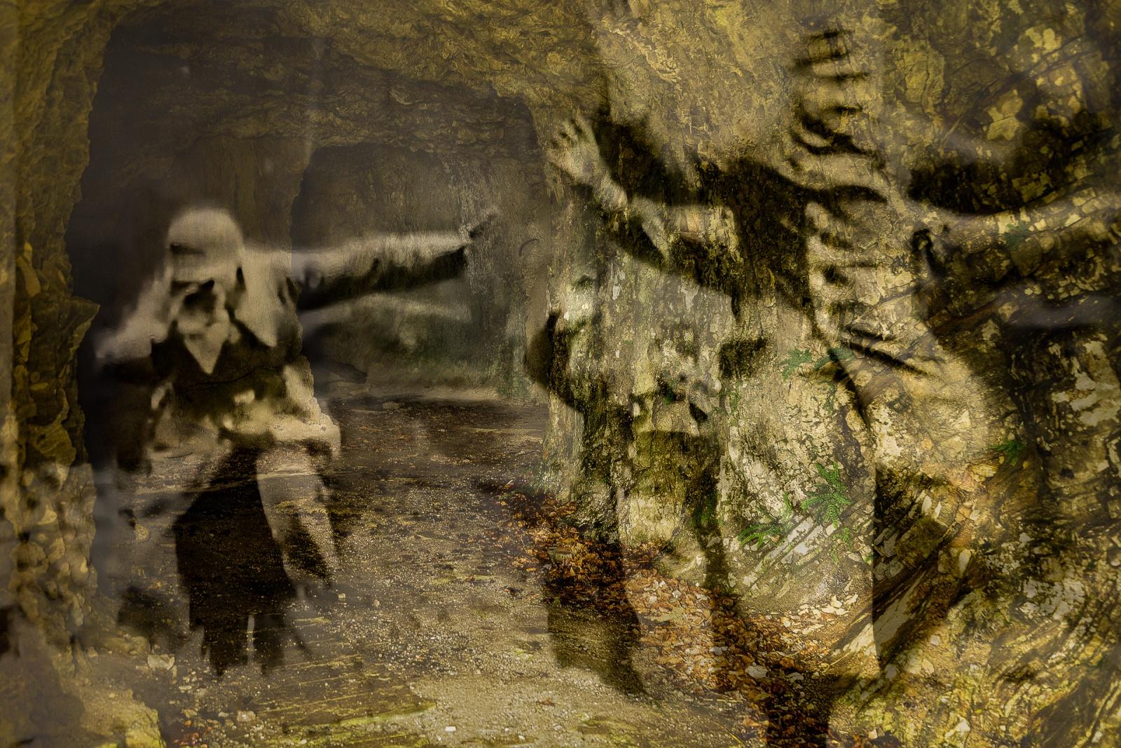 La memoria della resa al nemico durante la prima guerra mondiale.. © Danilo Tiussi.
