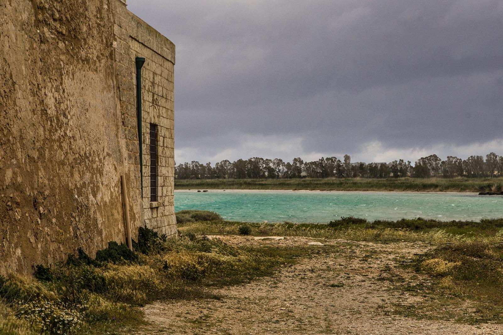 Riserva naturale di Torre Guaceto a Carovigno in provincia di Brindisi. © Antonio Tevere.