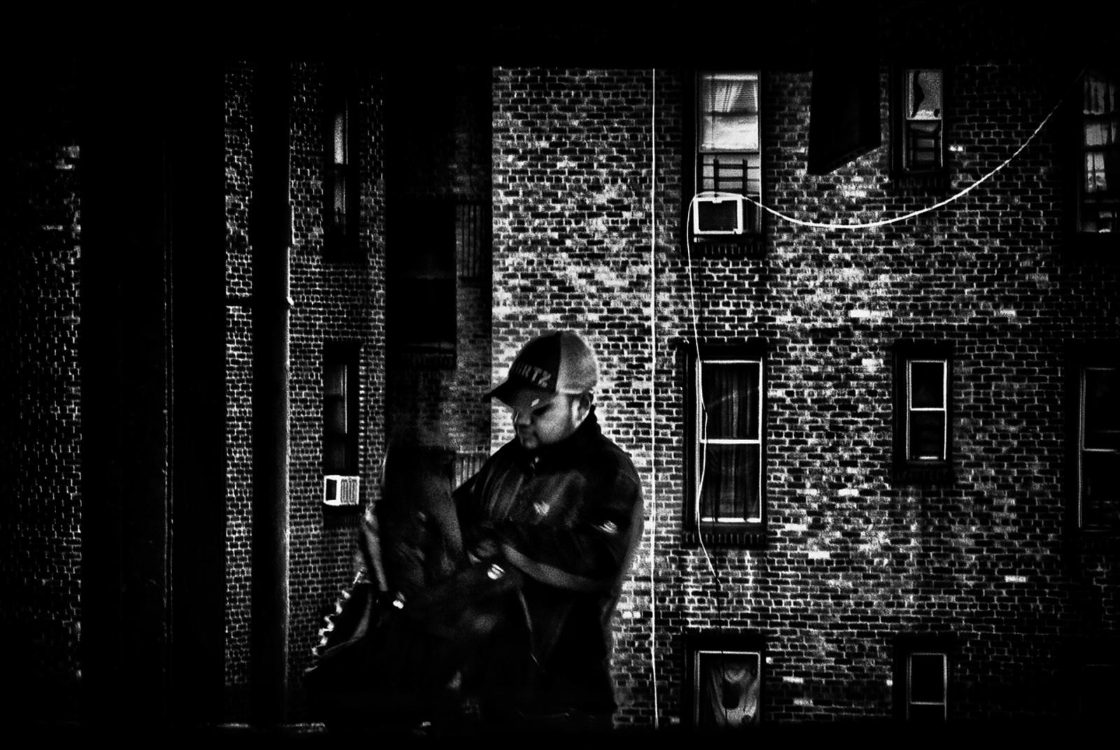 Night Blues, New York 2012. © René Piras.