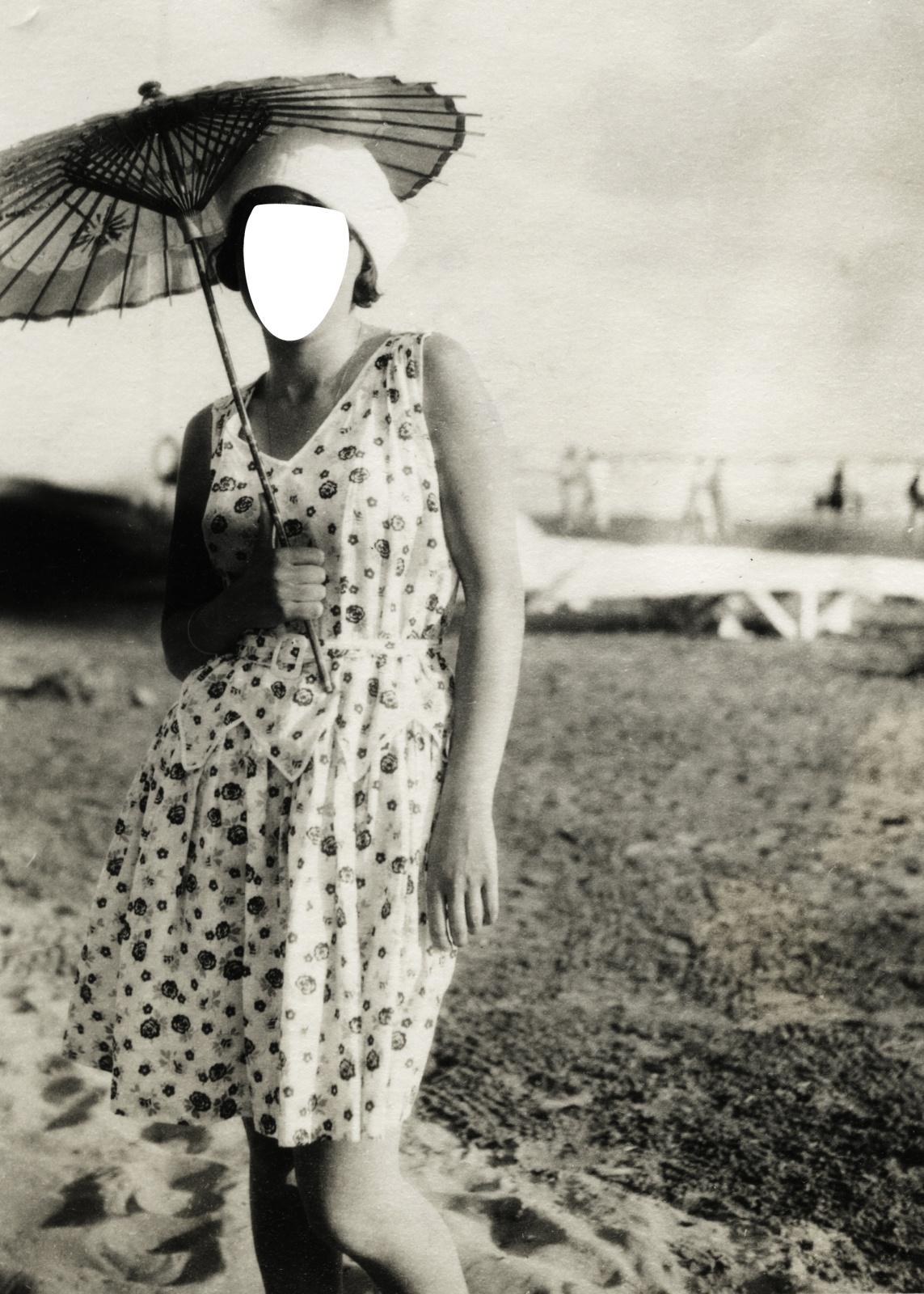 19 anni – 1932, 70x50cm. © Domenico Scarano.