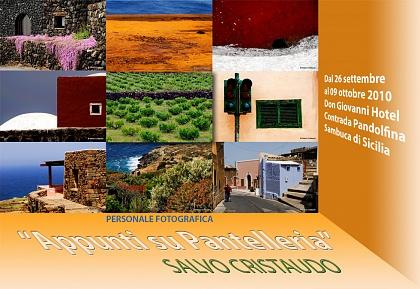 Appunti su Pantelleria