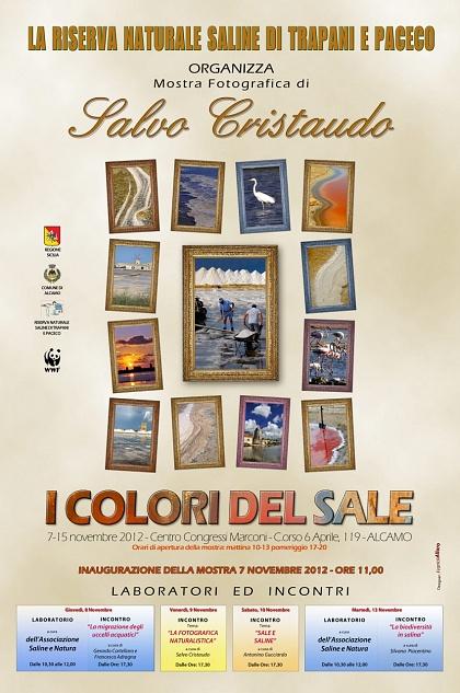 """Alcamo (TP) - Personale Fotografica """"I Colori del Sale"""""""