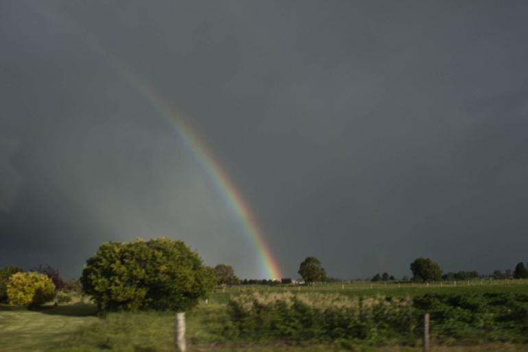 Cielo dopo il temporale, Australia, 2013. © Anna Pizzoccaro.