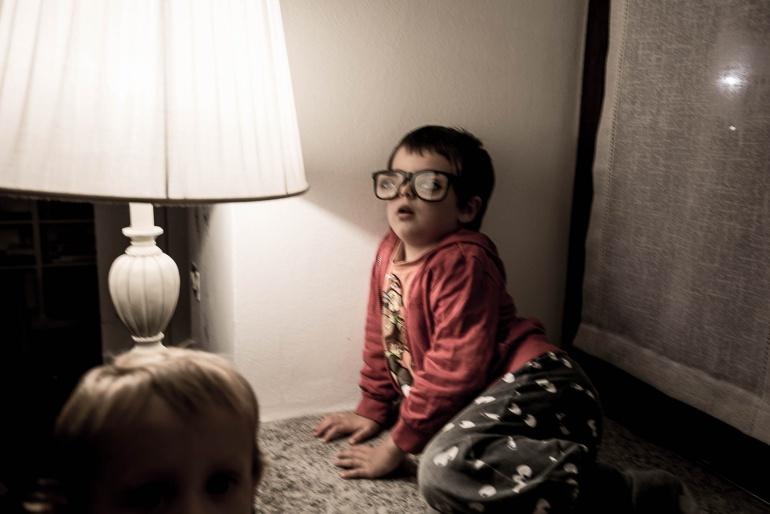 I miei figli mi osservano al buio, Italia, 2018. © Anna Pizzoccaro.